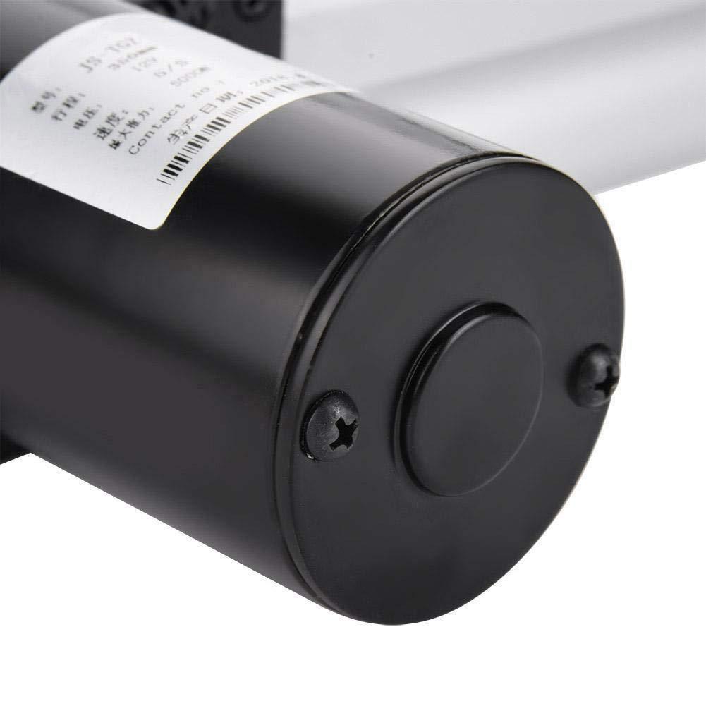 moteur /électrique de course dascenseur maximum de lactionneur 6000N CC 12V pour le lit m/édical /électrique Actuateur lin/éaire 12V 350mm la tige de levage /électrique de support le sofa /électrique