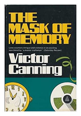 book cover of The Mask of Memory
