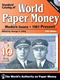 Standard Catalog of World Paper Money Modern Issues, George Cuhaj, 0896898377