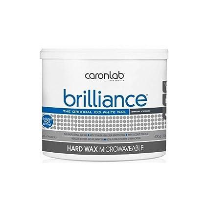 Sunzze Brilliance - Cera de depilación brasileña (apta para ...