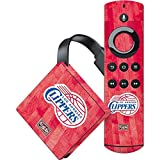 Los Angeles Clippers Fire TV Skin - Los Angeles Clippers Hardwood Classics | NBA X Skinit Skin