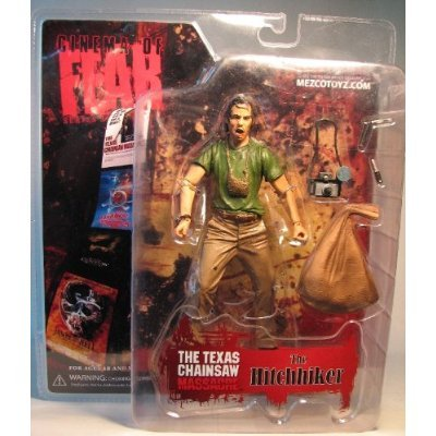 Mezco Toyz Cinema of Fear Series 3 Action Figure Hitchhiker (Classic Texas Chainsaw Massacre) toys [ parallel import goods ]