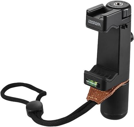 Sevenoak SK-PSC1 Smart Grip de Mano Clip de Smartphone Soporte Marco Soporte Trípode con Montaje de Zapata para iPhone Samsung Huawei Móvil: Amazon.es: Electrónica