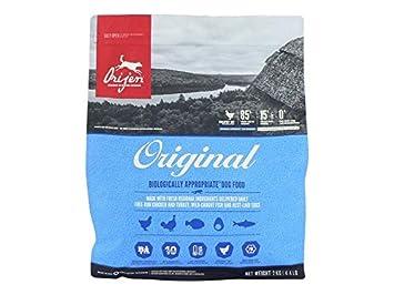 Orijen Original Comida para Perros - 2000 gr: Amazon.es: Productos para mascotas
