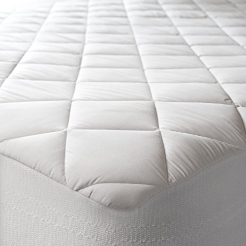 Sealy Posturepedic 300 TC Premium Cotton Waterproof Mattress Pad  Bed Size: King