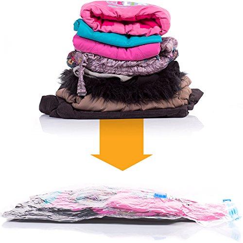 Vacuum Storage Bags Clothes Comforters