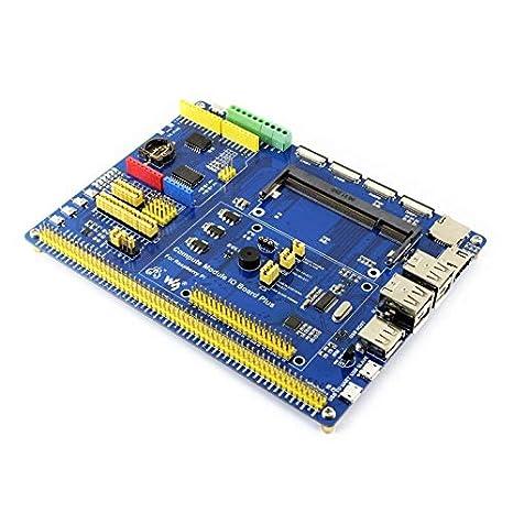 YKDY Waveshare - Módulo de computación para Raspberry Pi CM3, CM3L ...