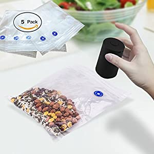 Cordless Mini Vacuum Sealer Machine