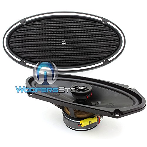 "15-PRX4102 - Memphis 4"" x 10"" 50W RMS 2-Way Coaxial Speakers"