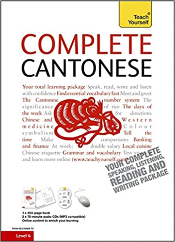Teach Yourself Complete Cantonese (Book/CD Pack): Amazon co