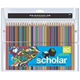 Prismacolor Scholar Colored Pencils (2-Pack of 60)