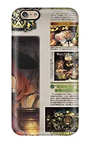 Fashionable Style Case Cover Skin For Iphone 6- Dragons-crown Anime Action Rpg Fantasy Family Medieval Fighting Dragons Crown (3D PC Soft Case)