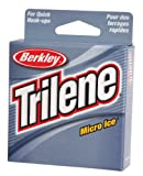 #8: Berkley Trilene Micro Ice Fishing Line 110 Yd Spool