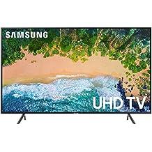 """Samsung 50NU7100 Flat 50"""" 4K UHD 7 Series Smart LED TV (2018)"""