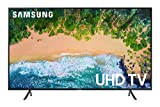 Samsung UN43NU7100 Flat 43-Inch 4K UHD 7 Series Smart LED TV (2018 Model)