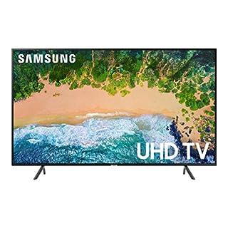 """Samsung 7 Series NU7100 65"""" - Flat 4K UHD Smart LED TV (2018)"""