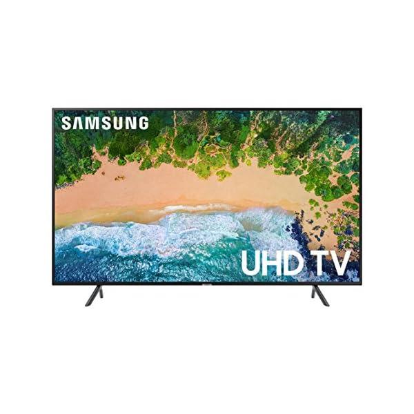 Samsung UN75NU7100FXZA Flat 75″ 4K UHD 7 Series Smart LED TV (2018)