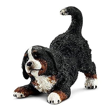 Amazon Schleich Puppy Bernese Mountain Dog Schleich Toys Games
