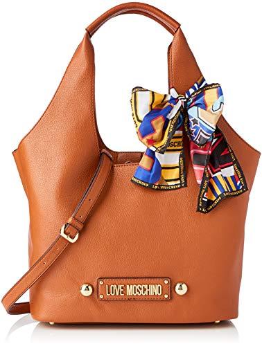 Love multicolor L Moschino Multicolore Grain w X Borsa 15x10x15 Donna Pu Spalla H A Cm rrpfSwAx