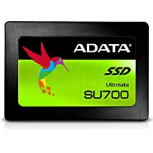 """ADATA SU700 120GB 3D-NAND 2.5"""" SATA III High Speed Read up to 560MB/s Internal Solid State Drive (ASU700SS-120GT-C)"""