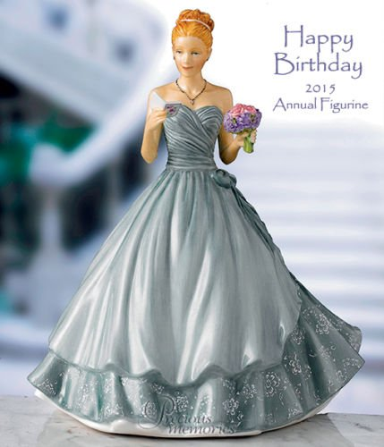Doulton Figurine Royal Birthday (Royal Doulton Happy Birthday 2015 Figurine of the Year)