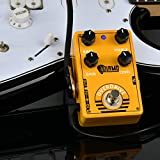 Super Overdrive Effects Pedal,Natural Overdrive