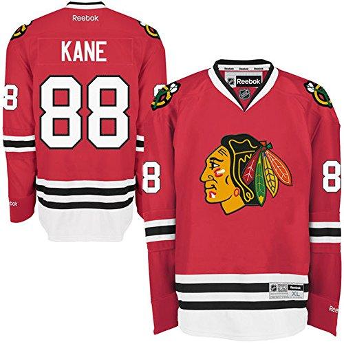 NHL Chicago Blackhawks 88 Patrick Kane Men s Premier Jersey Red color Size  XL 3ffc849f6