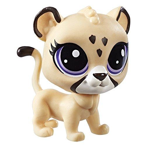 Littlest Pet Shop Single Pet (Jaguar) (Littlest Pet Shop Shorthair Cats)