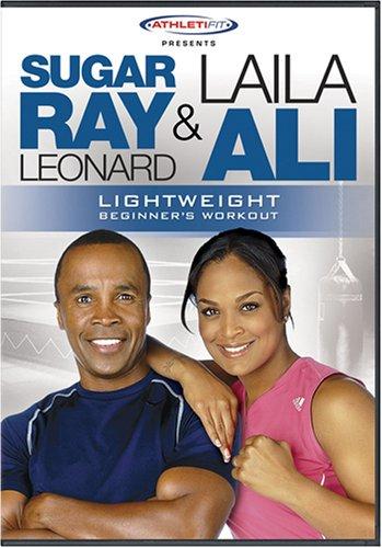Sugar Ray Leonard & Laila Ali: Lightweight Beginner