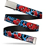 Buckle-Down Big Web Belt Spider-Man, the Ultimate Spider-Man...