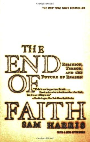 0393327655 - Sam Harris: The End of Faith: Religion, Terror, and the Future of Reason - Livre