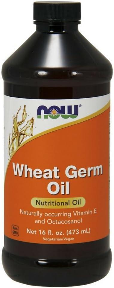 小麦胚芽油は何に使用されていますか?
