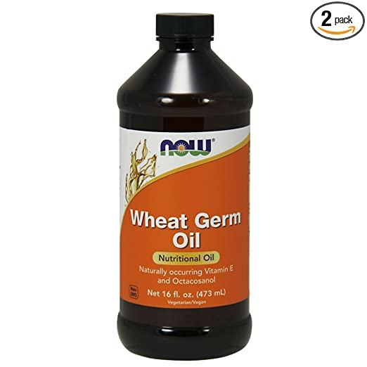 NOW Wheat Germ Oil, 16-Ounces