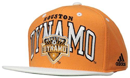 reputable site 0b8c8 3a735 MLS Men s Team Name Two Tone Flat Brim Snapback Hat