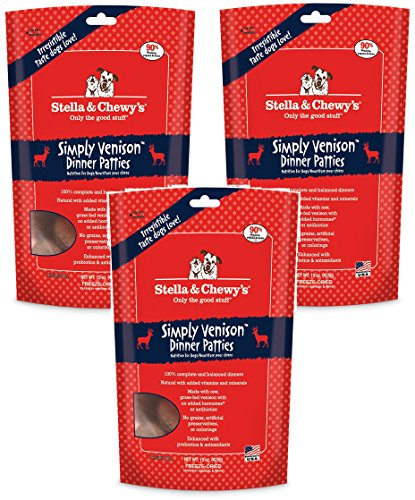 Cheap Stella & Chewy'S Freeze-Dried Simply Venison (Pack of 3)