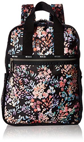 Essential Urban Backpack Backpack, FLOWER FLING C, One Size by LeSportsac