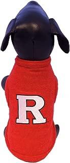 product image for NCAA Rutgers Scarlet Knights Polar Fleece Dog Sweatshirt