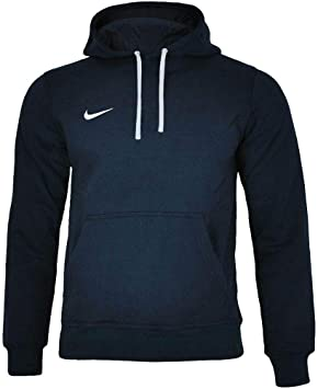 Nike Club 19 Sudadera con Capucha, Hombre, Azul Obsidian White 451, XX-Large (Talla del Fabricante: 2XL): Amazon.es: Deportes y aire libre