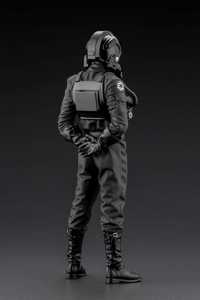 Statue 1//10 Tie Fighter Pilot 18 cm Kotobukiya Star Wars Episode IV ARTFX