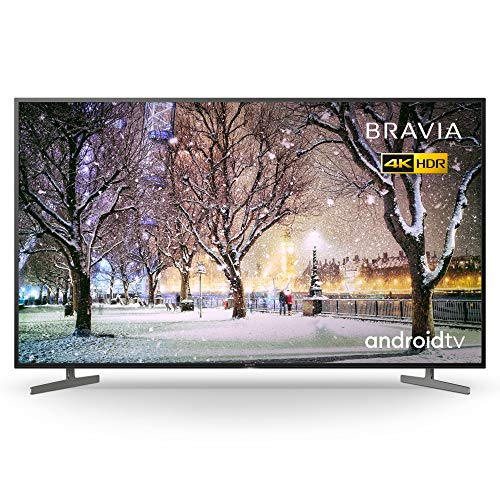 Sony KD-55XH8196 55″ LED 4K HDR Television with Android TV