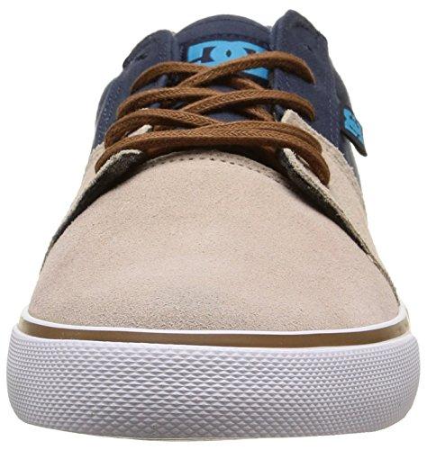 DC ShoesTONIK M Shoe - Scarpe da Ginnastica Basse Uomo Beige (Beige (Tau))