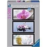 Ravensburger - 16287 - Puzzle Classique - 3X500 Pièces - Triptyque - Ambiance Zen