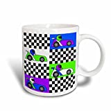 Best 3dRose Boy Stuffs - 3dRose mug 25342 1 Boy Stuff Blue Purple Review