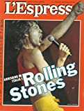 img - for Grandi ritorni. I Rolling Stones in Italia. Le canzoni sono pietre. book / textbook / text book