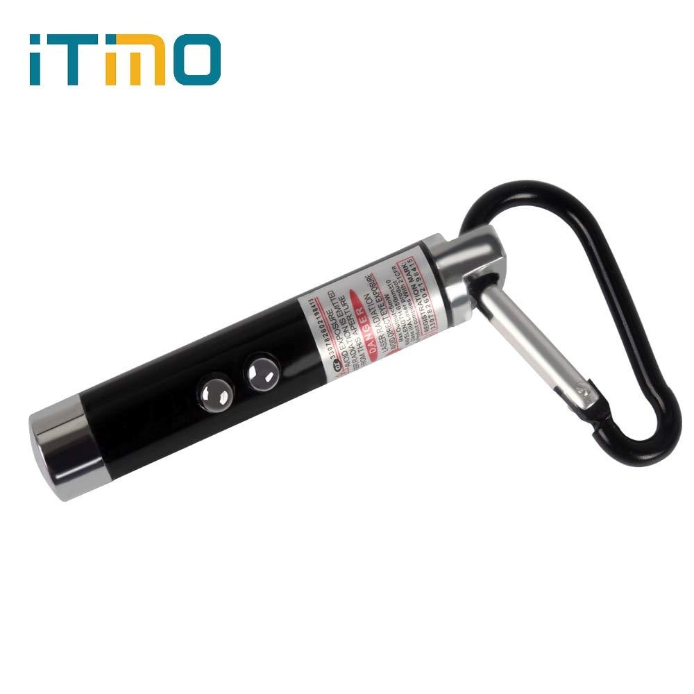Linterna LED de alta calidad 3 en 1 infrarrojo mini linterna ...