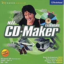 NTI CD Maker Essentials (Jewel Case)
