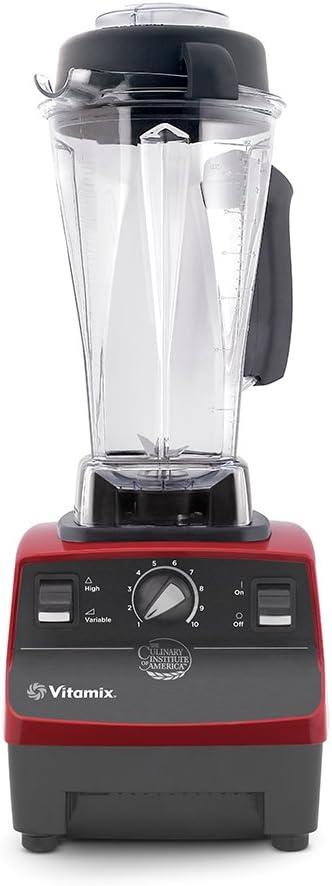 Vitamix TNC 5200 – Licuadora rojo rubí: Amazon.es: Hogar