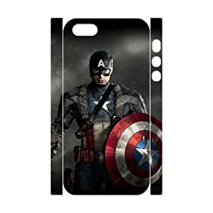 LP-LG Phone Case Of Captain America For iPhone 5,5S [Pattern-1]