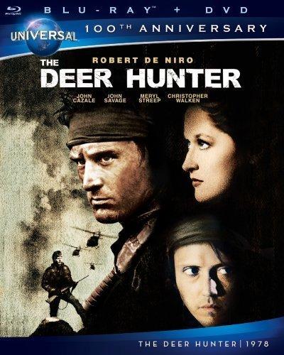 The Deer Hunter (Blu-ray + DVD) by Universal Studios by Michael Cimino
