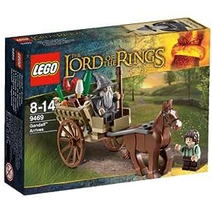 Lego El Señor de los Anillos 9469 - La Llegada de Gandalf